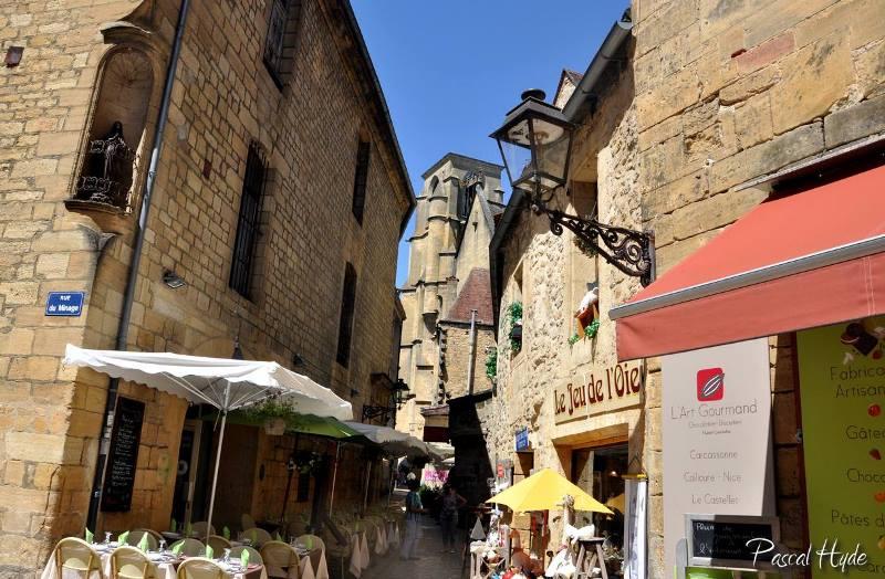 middeleeuwse Sarlat-la-Canède