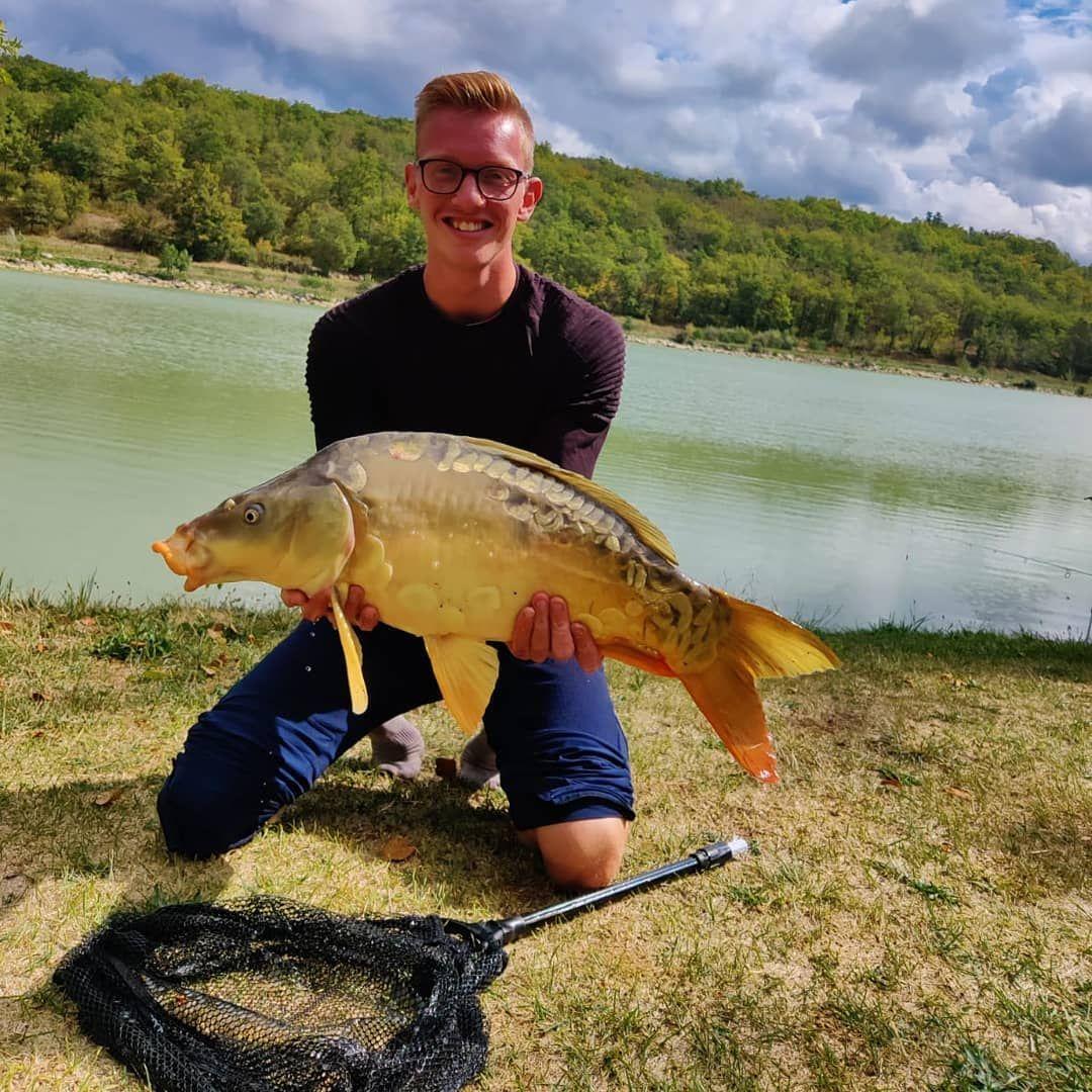 Vissen Bij Lac Vert